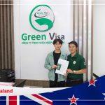 Nguyễn Quốc Doanh Visa du học New Zealand