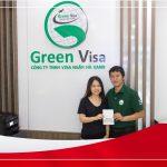 Visa thành công Trần Diễm Khanh du học Balan