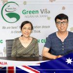 Trương Quốc Vinh Visa du học Úc ICMS